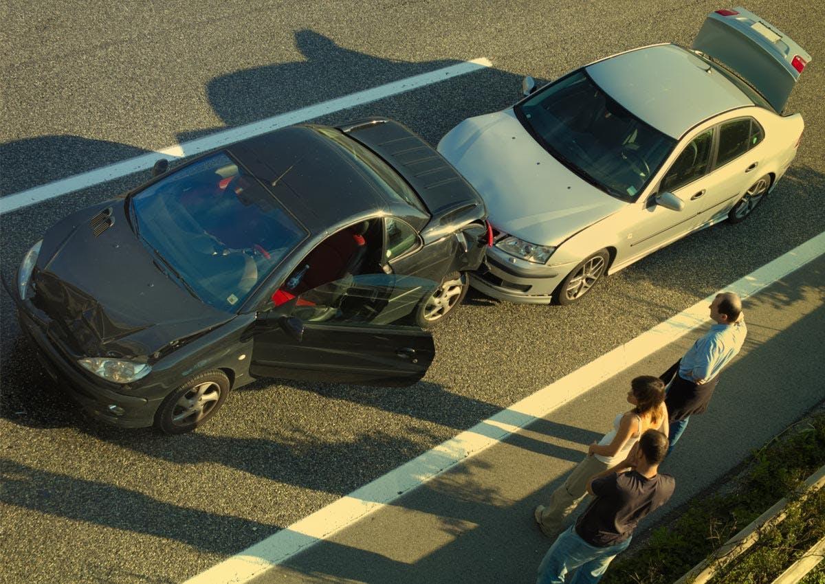 Parkschaden Abwicklung Fahrerflucht