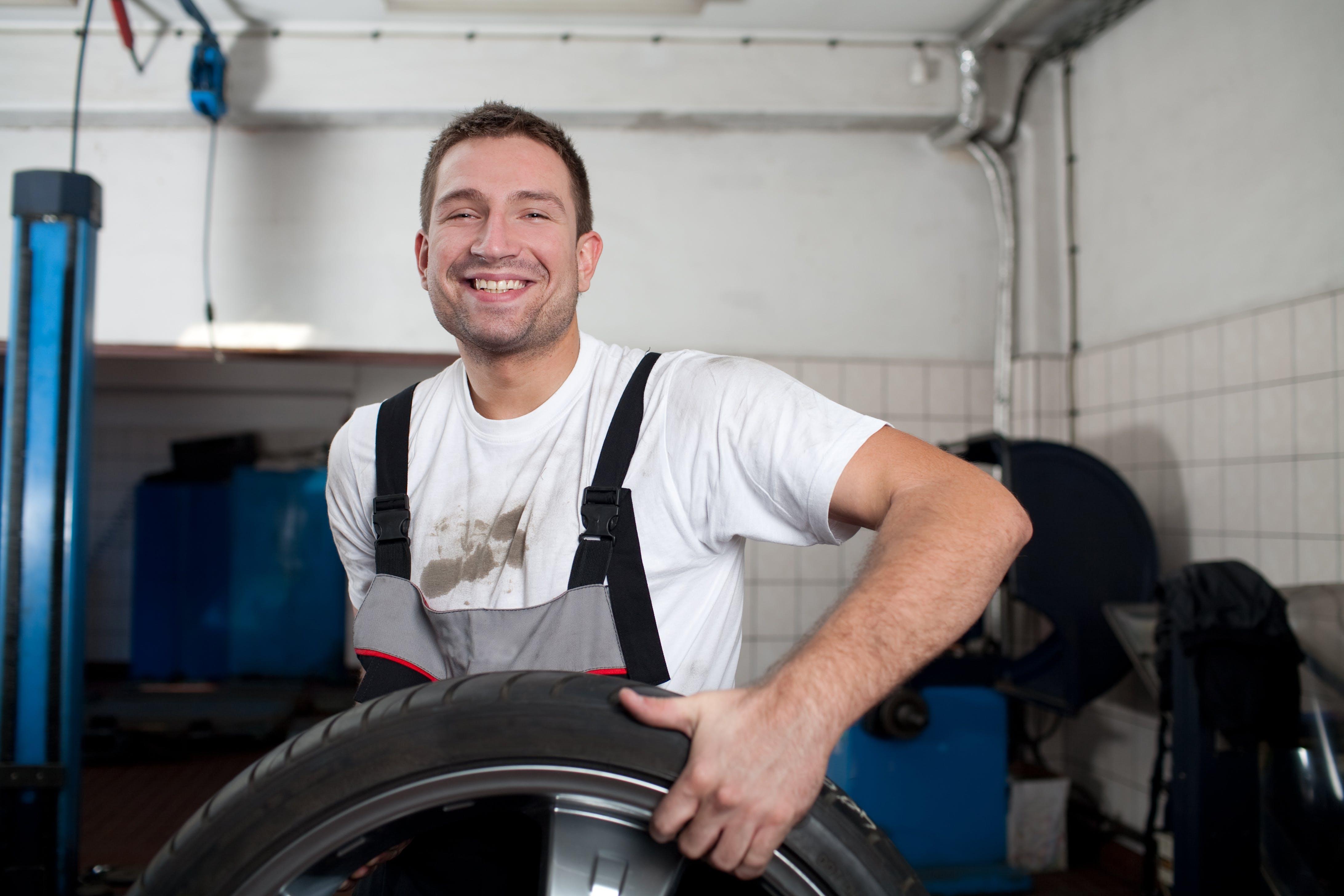 Reifen selber wechseln