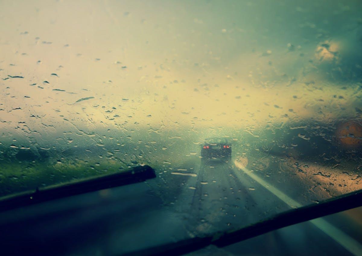 Sichere Fahrt im Nebel
